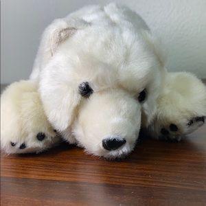 Ditz Designs White Polar Bear